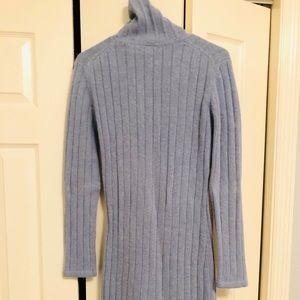 Moda international angora sweater dress